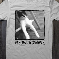 Meowcrowave T Shirt from Microwave