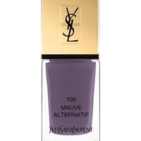 Yves Saint Laurent Beaute La Laque Couture Nail Polish - Fall Limited Edition Yconic Purple