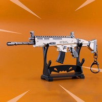 FORTNITE Scar Rifle and Stand