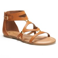 Candie's Women's Gladiator Sandals