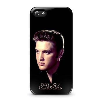 ELVIS PRESLEY iPhone 5 / 5S / SE Case Cover