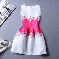Fashion digital print Dress