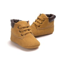 Infant Soft Sole Shoes - First Walker 0-18months