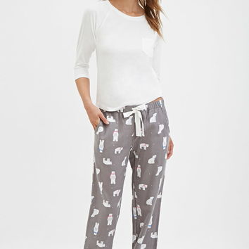 Polar Bear PJ Set