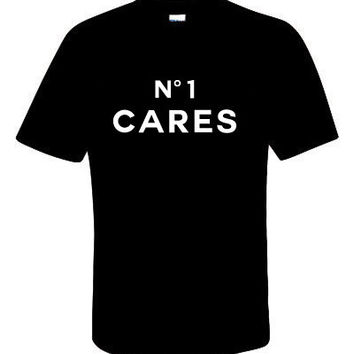 No 1 Cares Shirt