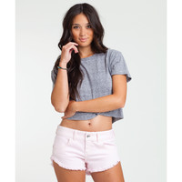 Billabong Women's Laneway Denim Short
