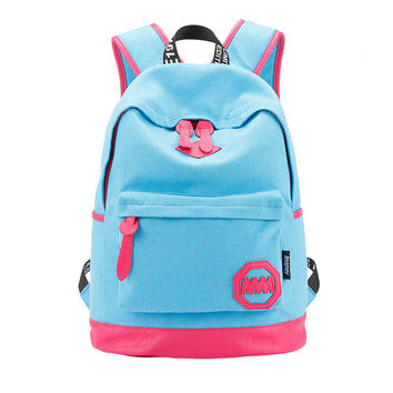 On Sale Stylish Comfort Back To School College Casual Hot Deal Korean Fashion Backpack [6304977156]
