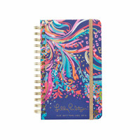 2017-2018 Medium Agenda - Beach Loot | 500960999TP5 | Lilly Pulitzer