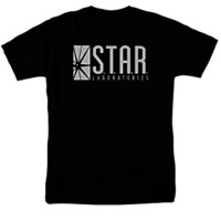 The Flash ( The Series ) S.T.A.R. Lab T-Shirt