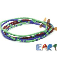 EARTH, ltd Bracelet 5-pack
