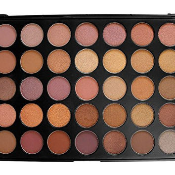 Morphe - 35T - 35 COLOR TAUPE PALETTE - NEW!!!