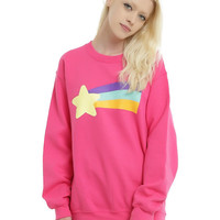 Gravity Falls Mabel's Rainbow Star Sweater Sweatshirt