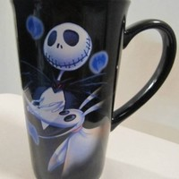 Disney Jack Skellington & Zero Mug