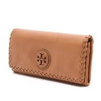 Tory Burch Marion Envelope Continental Wallet | SHOPBOP