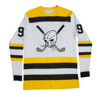 LB HOCKEY JERSEY YELLOW – Odd Future