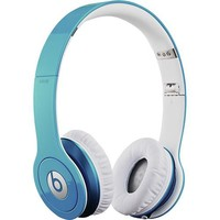Beats By Dr. Dre - Beats Solo High-Definition Over-the-Ear Headphones - Light Blue