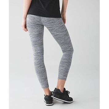 Lululemon Fashion Print Exercise Fitness Gym Yoga Running Leggings Sweatpants-24
