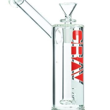 Grav Labs Upright Bubbler w/Showerhead Downstem