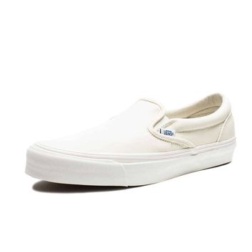 Vans Classic Slip On(Suede)Moonbeam