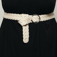 Curvy The Whole Package Belt (Beige)