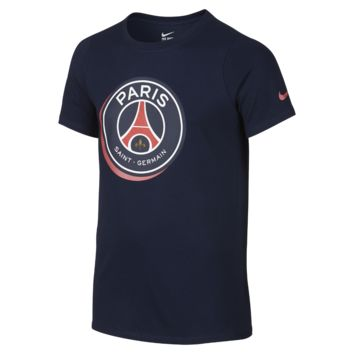 Nike Paris Saint-Germain Crest Kids' T-Shirt