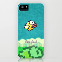 Flappy Bird - for IPhone iPhone & iPod Case by Simone Morana Cyla