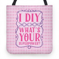 I DIY What's Your Superpower?