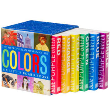 Colors Board Books