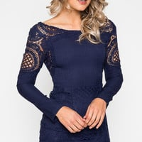 Heart It Lace Bodycon Dress