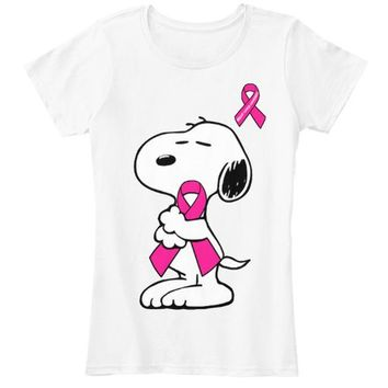 Snoopy - Support breast cancer