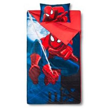 Spider-Man Sleeping Bag 45 Degrees Fahrenheit