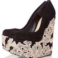 **Thunder Lace Wedge Courts by CJG - View All  - Shoes