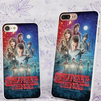 "Hard Plastic ""Stranger Things"" Phone Case for iPhones"