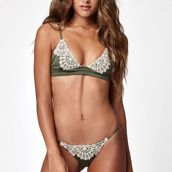 Blue Life Swim Eclipse Triangle Bikini Top at PacSun.com