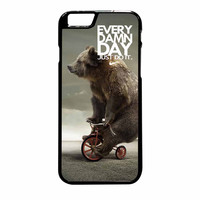 Every Damn Day Nike Just Do It Nike Bear iPhone 6 Plus Case