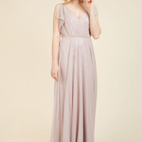 Jenny Yoo Enter Ethereal Maxi Dress