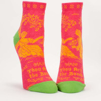 Thou Art The Bomb Women's Socks