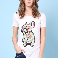 It's By Sam x Jonathan Saint Sugar Frenchie Tee