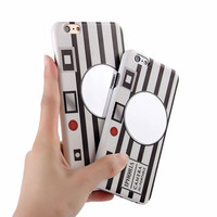 Hot Sale Hot Deal Iphone 6/6s Cute Stylish On Sale Simple Design Mirror Apple Iphone Phone Case [4915486276]