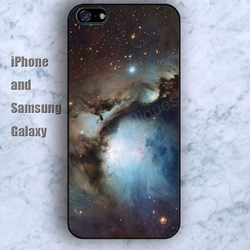 Gray sky Star colorful iPhone 5/5S case Ipod Silicone plastic Phone cover Waterproof