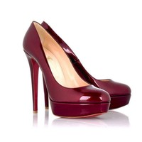 Christian Louboutin Bianca Platform Pump [2011011515] - $207.00 : Online Shop Shoes, Up To 70% On Designer Shoes