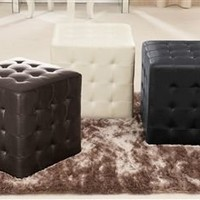 Buy Cube Stitch Stool from the Next UK online shop