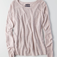 AEO Ahh-mazingly Soft Easy Sweater, Light Pink
