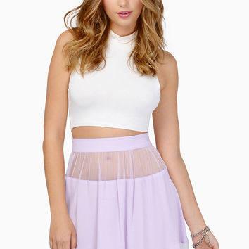 Pretty Tough Skater Skirt