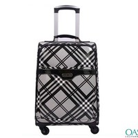 Black & Grey PU luggage Wholesaler, Manufacturers & Suppliers 2016