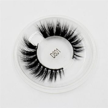 3D Crisscross Lightweight Thick Eyelash