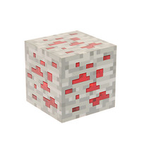 Minecraft Redstone Ore Night Light | Hot Topic