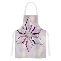 "Sylvia Cook ""Starbright"" Holiday Artistic Apron"