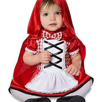 Baby Lil' Red Riding Hood Costume - Spirithalloween.com