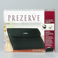 Prezerve 2 in 1 Jewelry Organizer - Black